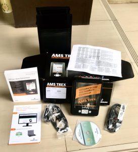 AMS TREX DEVICE COMMUNICATOR
